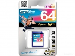 S Power micro SD 64 Гб d10